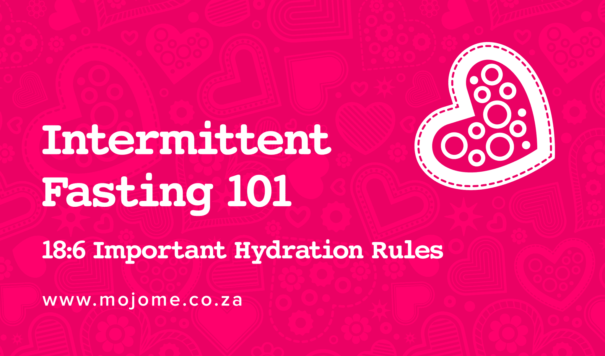 Intermittent Fasting 16:8 Important Hydration Rules