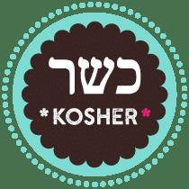 Kosher Certified at Source.
