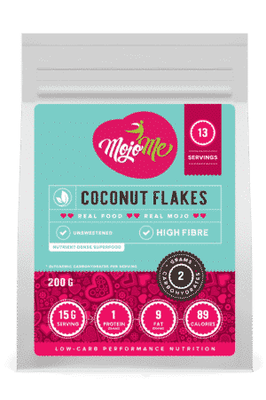 MojoMe Coconut Flakes 200g