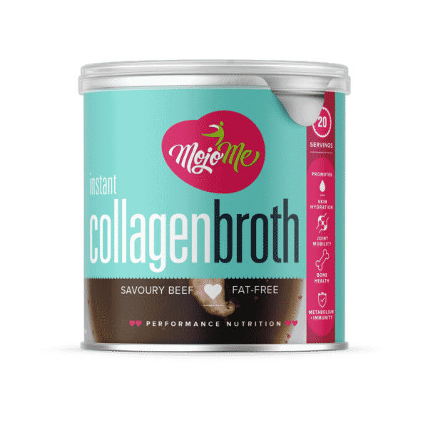 MojoMe Instant Collagen Bone Broth Savoury Beef