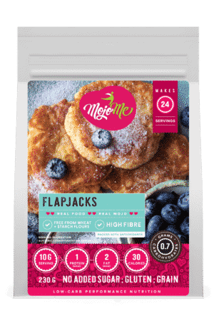 MojoMe Low-Carb Flapjacks 230g