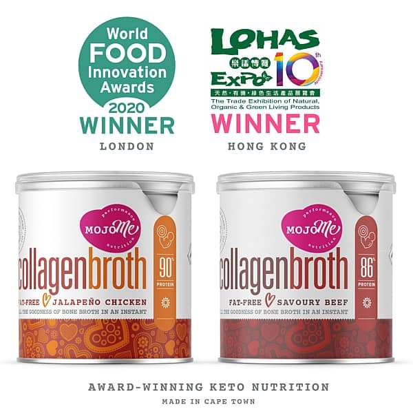 MojoMe Instant Collagen Broths
