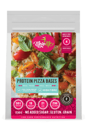 MojoMe Low-Carb Protein Pizza Bases 2309g