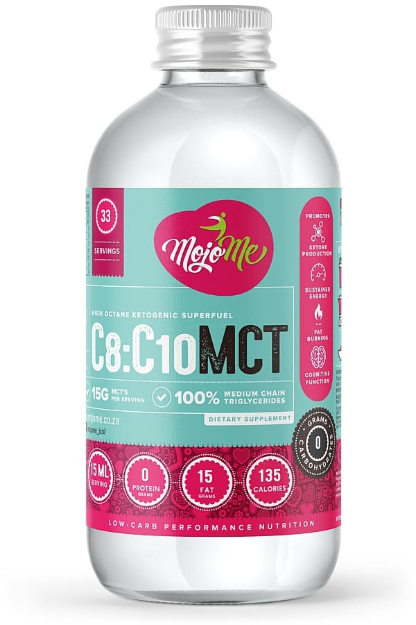 MojoMe MCT Oil C8:C10 500ml